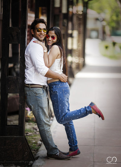 Pre-wedding photography by Chetan saini photography