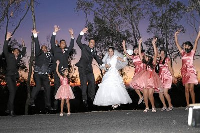 Fun Creative Wedding photography by Sebastian Rodrigues Photography