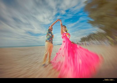 Pre-wedding photography by ROBIN SAINI PHOTOGRAPHY
