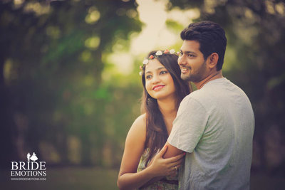 Pre-wedding photography by Bride Emotions