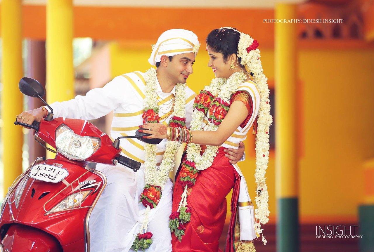Kasaragod hindu wedding dress
