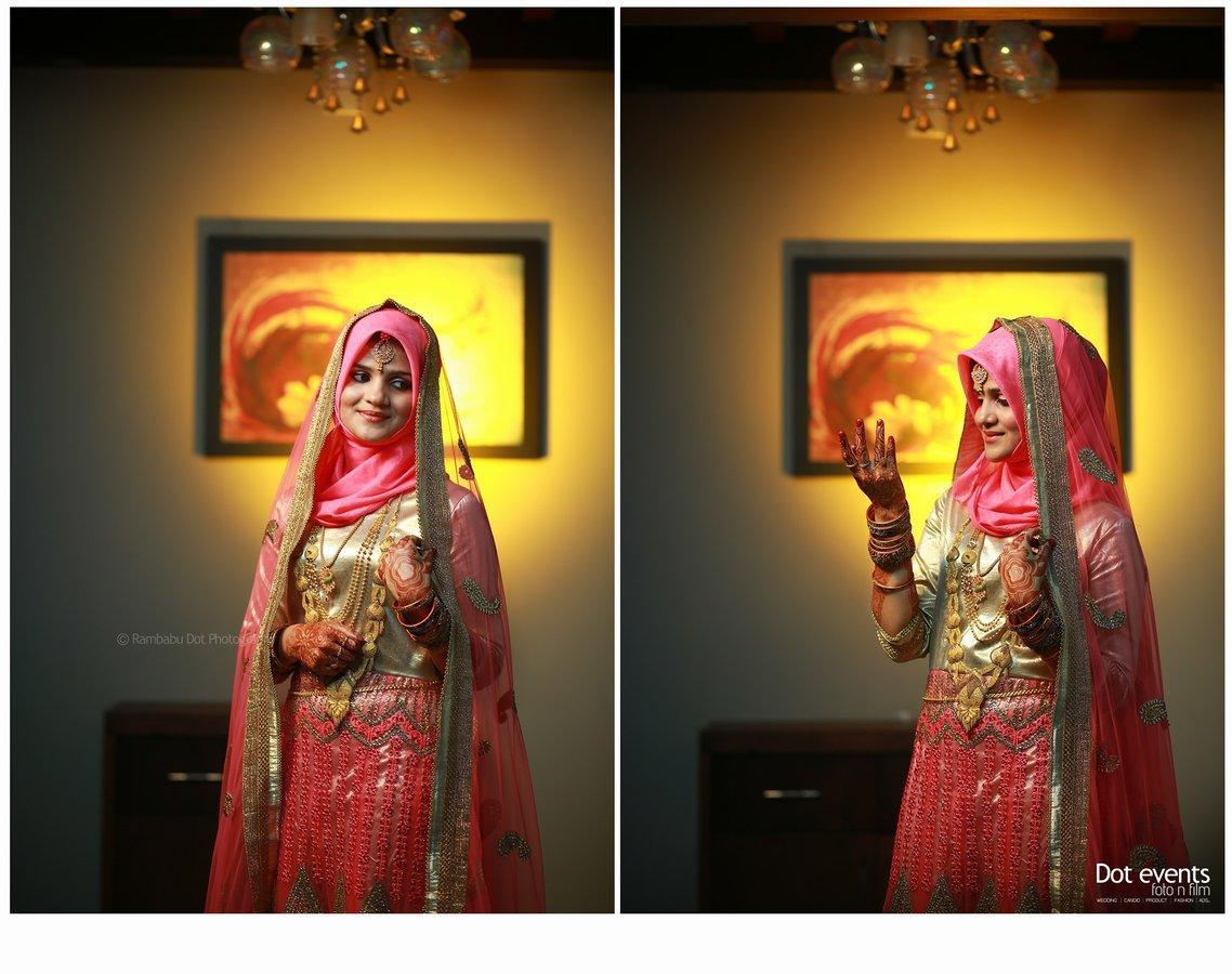 Dot Photography , Wedding Photographer in Malappuram