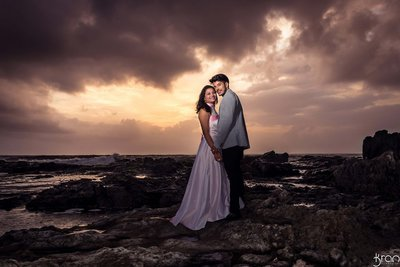 Pre-wedding photography by KIRAN KALLUR PHOTOGRAPHY
