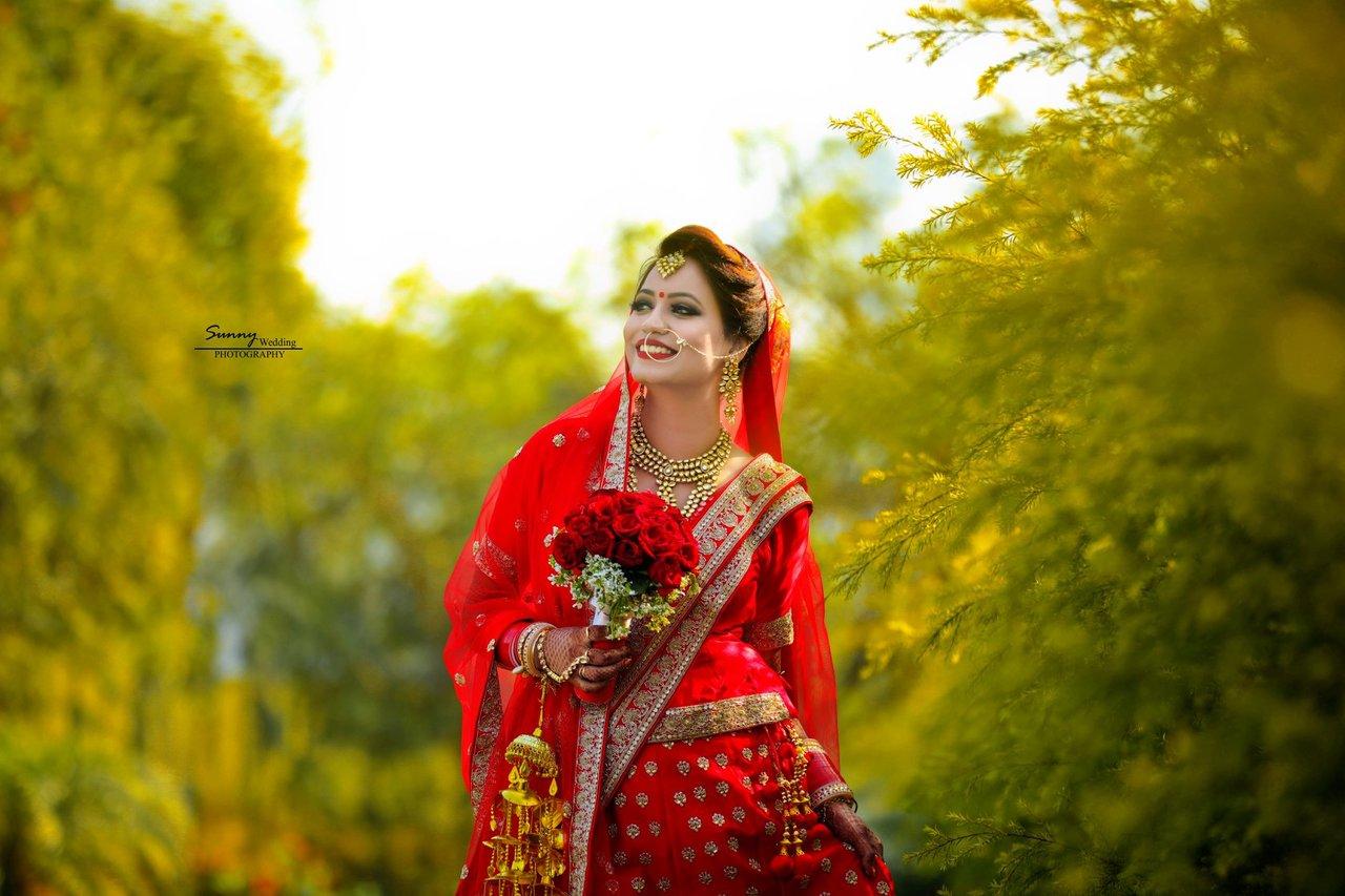 Sunny Wedding Photographer Wedding Photographer In Adampur Canvera