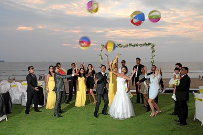 Fun Creative Wedding photography by Dual Angle Photography