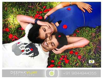 Pre-wedding photography by Deepak Vijay Photography