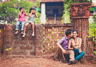 Pre-wedding photography by Avinash Shetty Photography