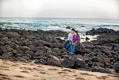Pre-wedding photography by Ramana Prasad Photography