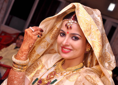 Bridal Portraits photography by Bablu Poddar