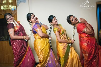 Fun Creative Wedding photography by Focus Studio