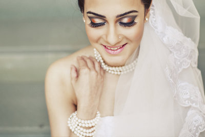 Bridal Portraits photography by Chandni Dua Photography