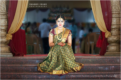 Bridal Portraits photography by Memory Basket