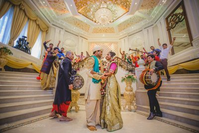 Fun Creative Wedding photography by Zoticus Productions