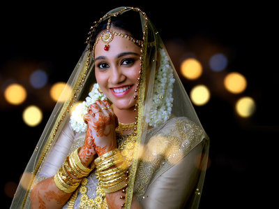 Bridal Portraits photography by SajiShadow Photography
