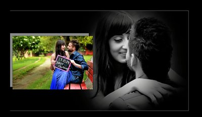 Pre-wedding photography by Vivah productions