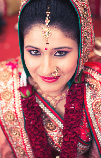 Bridal Portraits photography by Adityendra Solanki Photography