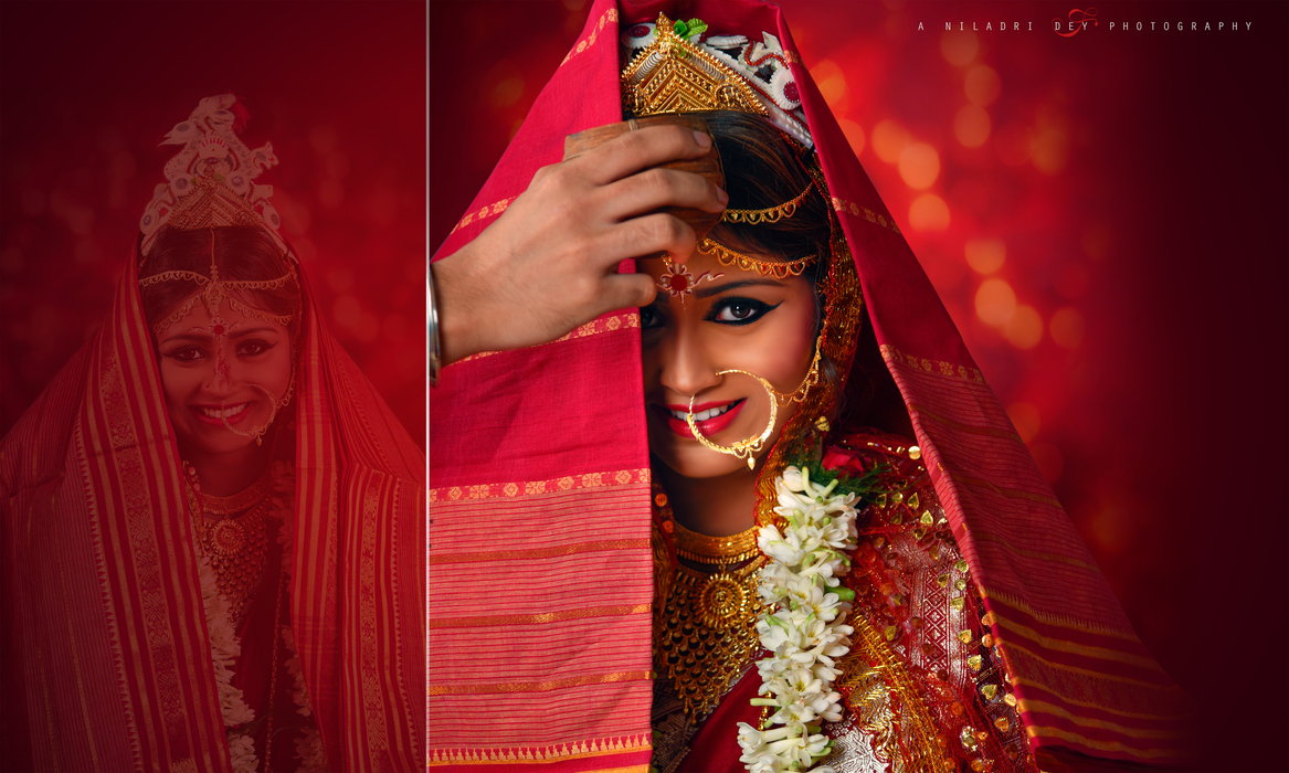 NILADRI DEY PHOTOGRAPHY by IMPRESSIONS STUDIO