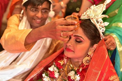 Bengali wedding photography by Rig Photography