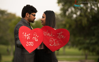 Pre-wedding photography by Hoshang Singh Photography