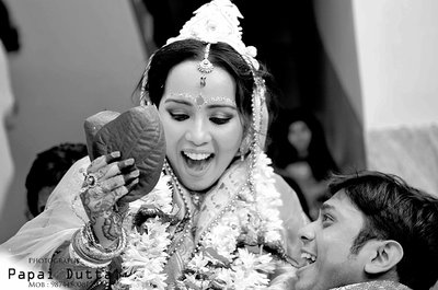 Bengali wedding photography by Papai Dutta Photography