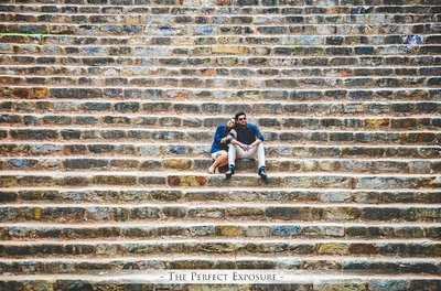 Pre-wedding photography by The Perfect Exposure