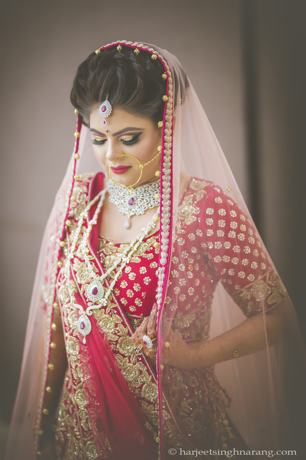 Bridal Portraits photography by HS Photography