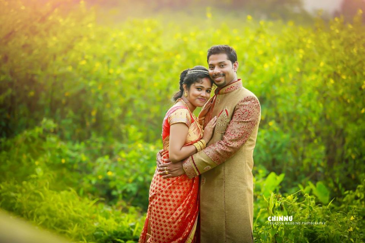 Chinnu Creative  wedding  photography