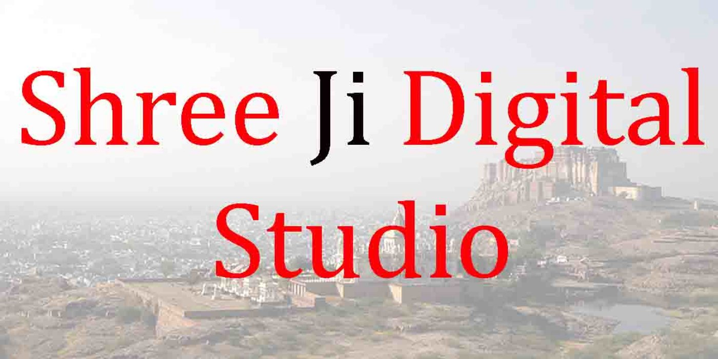Shree Ji Digital Studio