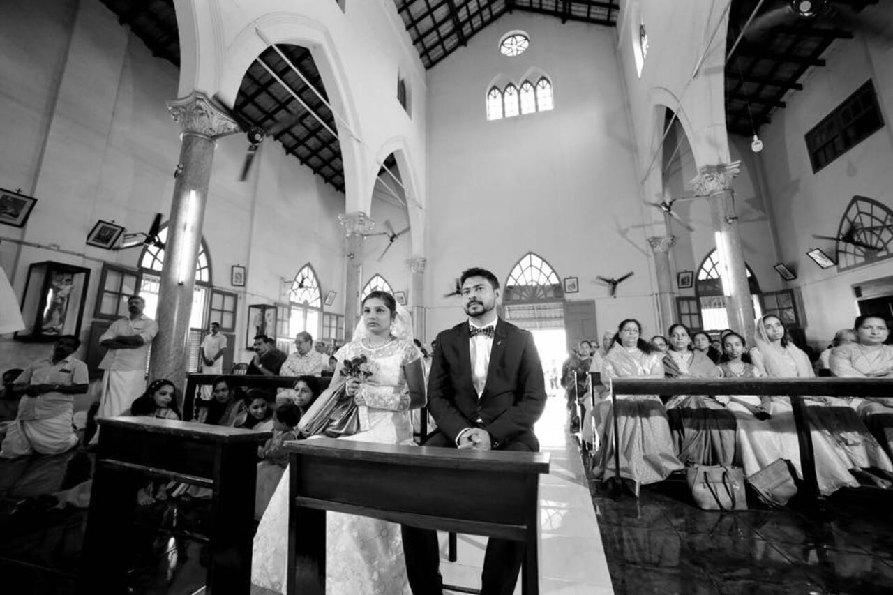 Divine wedding photography