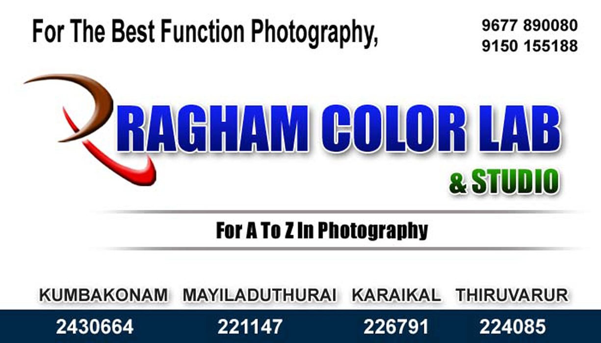 Ragham Color Lab