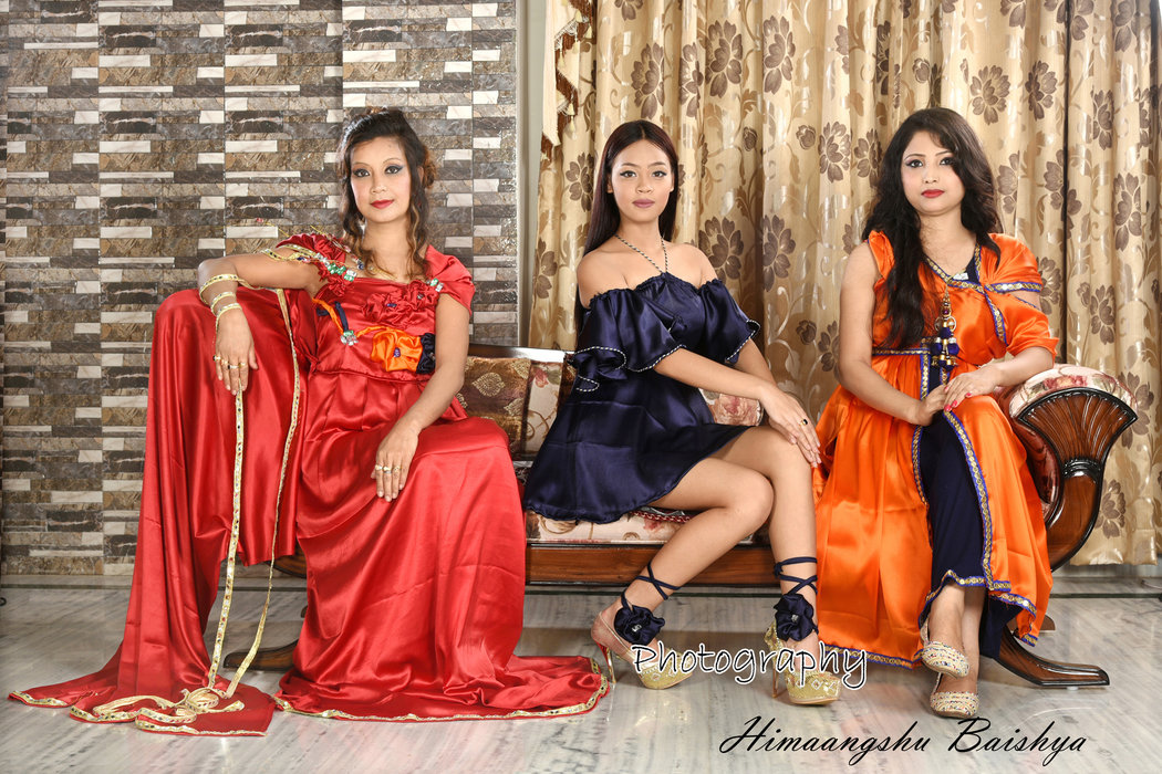 Pictorial Digital Fashion Photo Studio