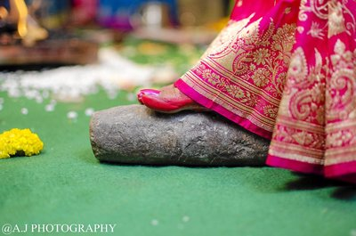 Bengali wedding photography by Arunjyoti photography