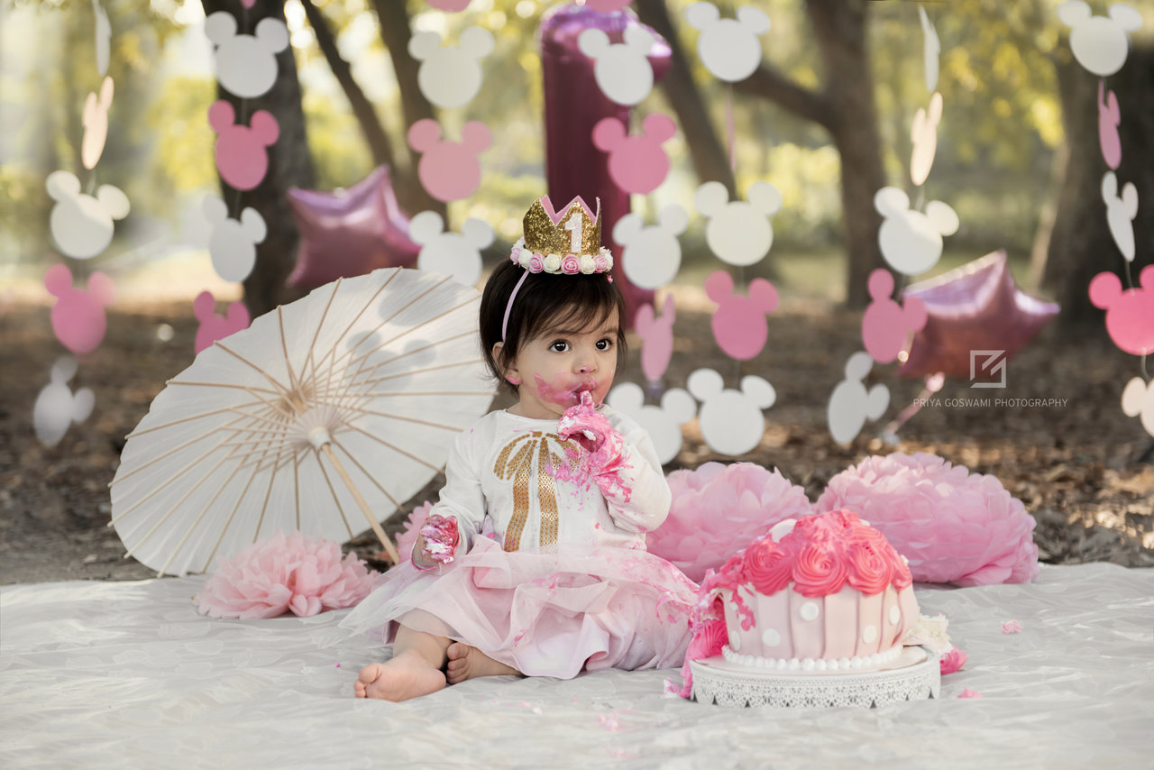 Kids Birthday photography by Priya Goswami Photography