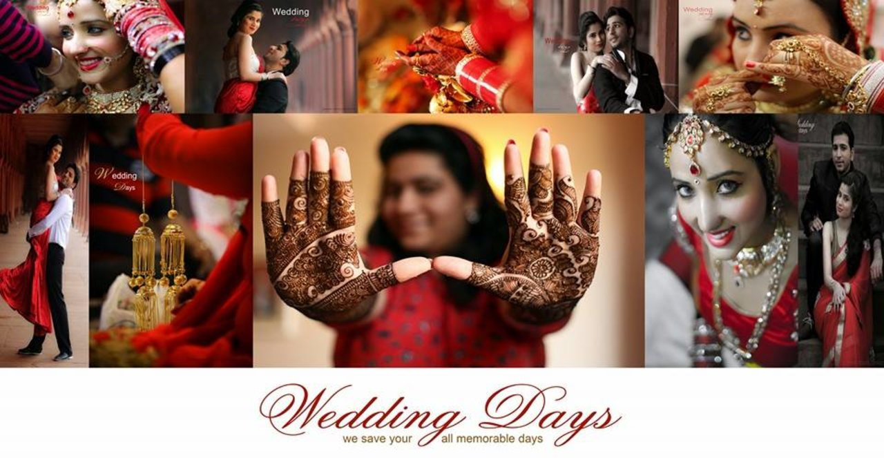 Wedding Days By Praveen Bharat Photography
