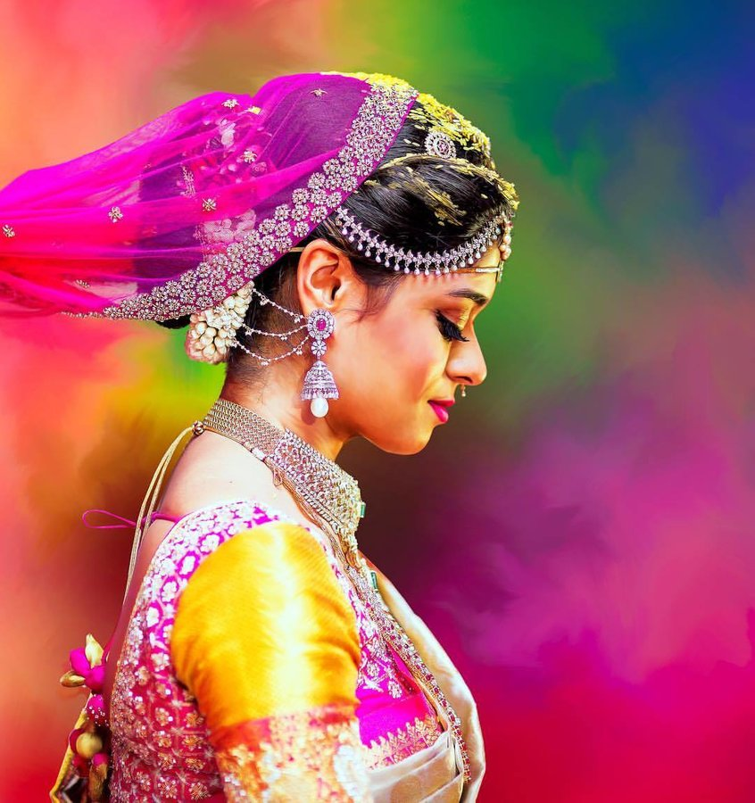 Bridal Portraits photography by Epics