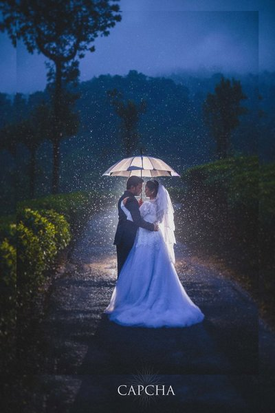 Monsoon photography by Capcha Artistic Weddings