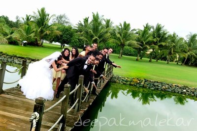 Fun Creative Wedding photography by Deepak Mallekar Wedding Photography