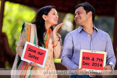 Pre-wedding photography by Deepak Mallekar Wedding Photography