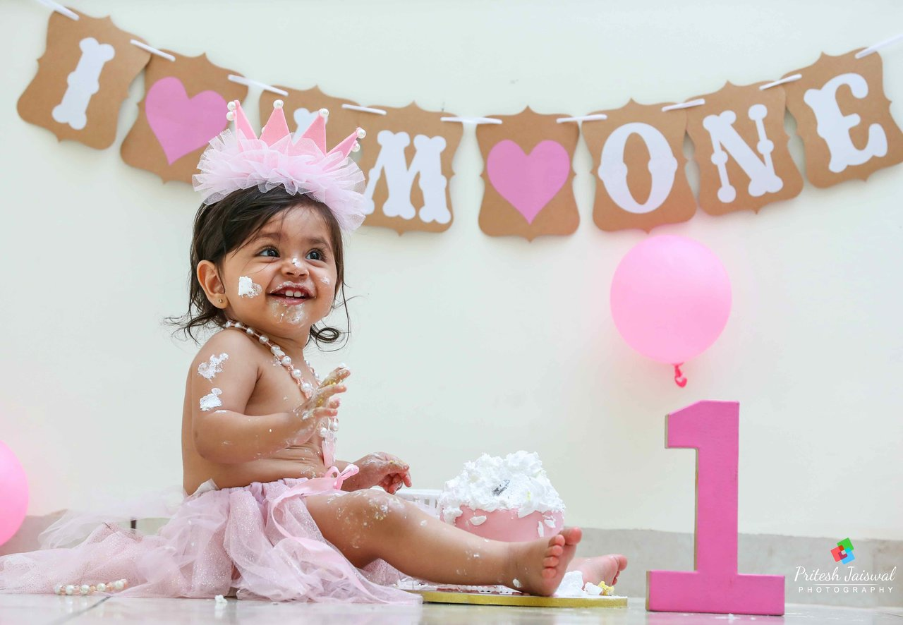 Kids Birthday photography by Pritesh Jaiswal