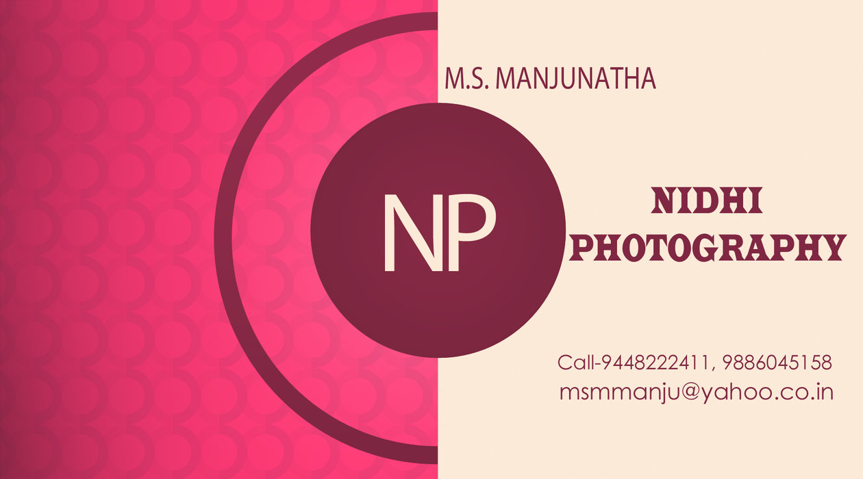 Nidhi Photography