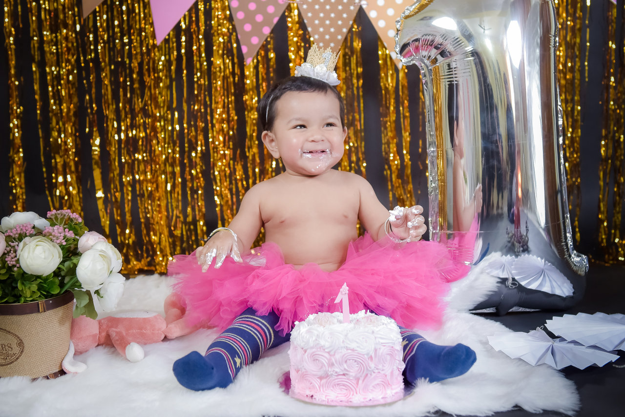 Kids Birthday photography by Cupid Dreams