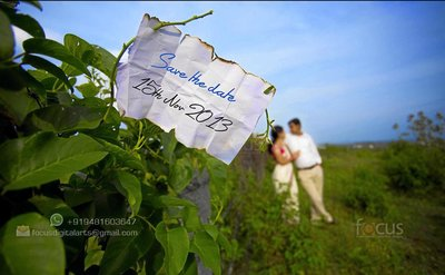 Pre-wedding photography by Focus Digital Arts