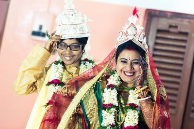 Bengali wedding photography by Candid Affair