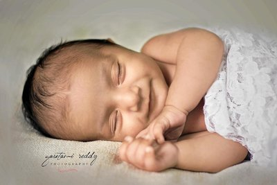 Baby Portraits photography by Gautami Reddy Photography