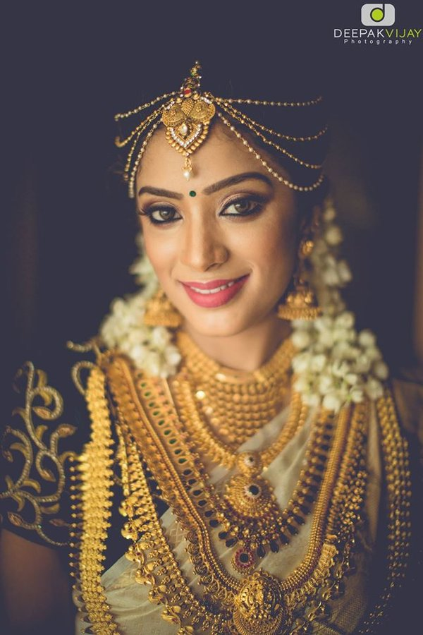 Bridal Portraits photography by Deepak Vijay Photography