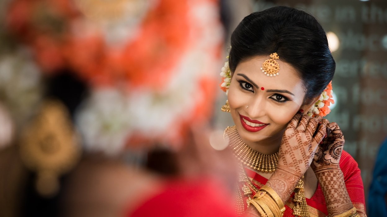 Nimitham Wedding Photographer