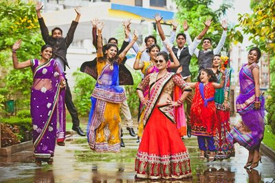 Fun Creative Wedding photography by Avinash Shetty Photography
