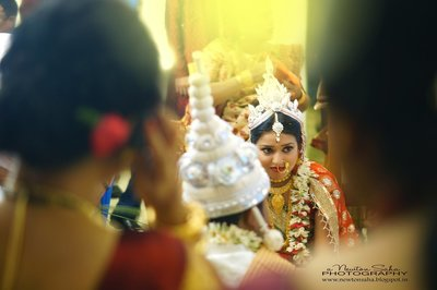 Bengali wedding photography by Candid Colour