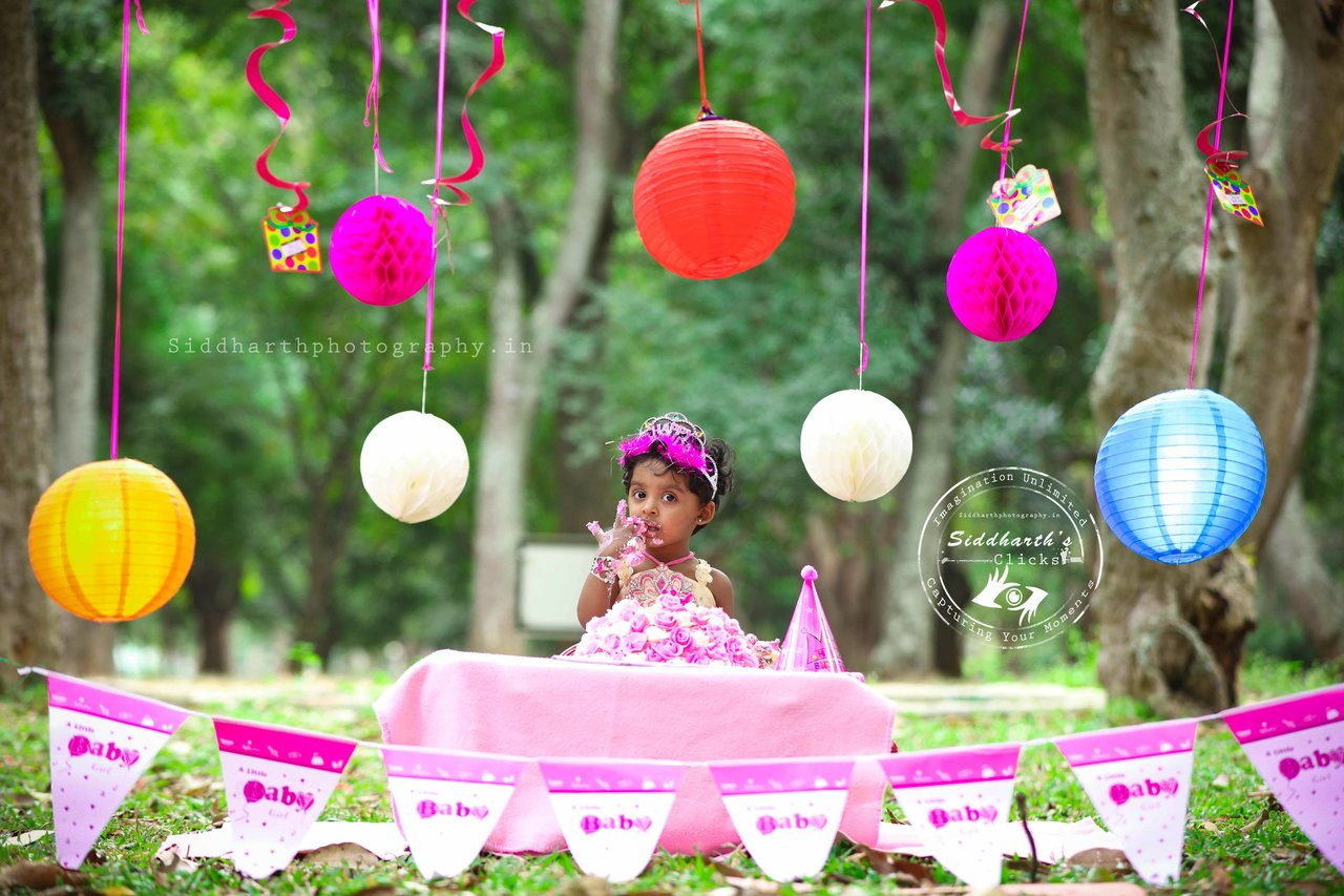 Kids Birthday photography by Studio Siddharth