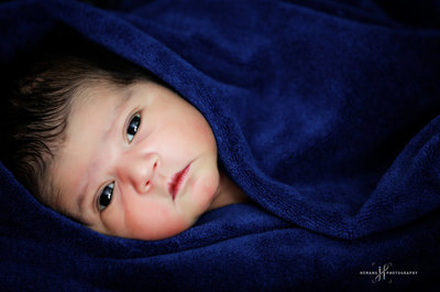 Baby Portraits photography by Hemang Photography
